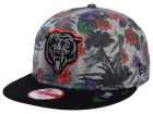 Chicago Bears New Era NFL Cool Breeze Trop 9FIFTY Snapback Cap Adjustable Hats