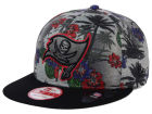 Tampa Bay Buccaneers New Era NFL Cool Breeze Trop 9FIFTY Snapback Cap Adjustable Hats