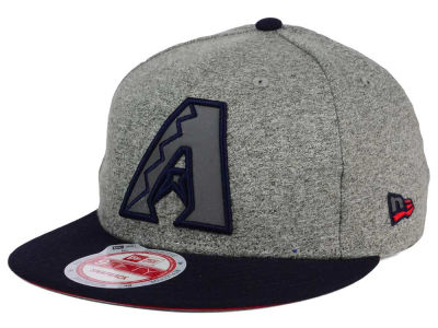 Arizona Diamondbacks MLB Americana 9FIFTY Snapback Cap Hats