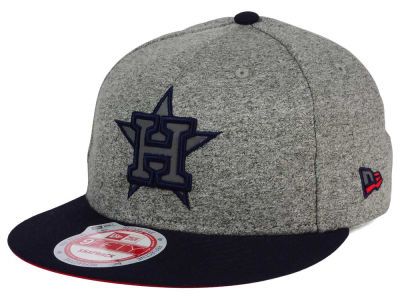 Houston Astros MLB Americana 9FIFTY Snapback Cap Hats
