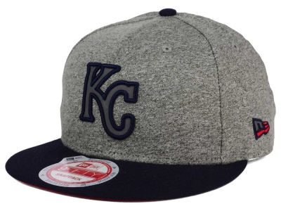 Kansas City Royals MLB Americana 9FIFTY Snapback Cap Hats
