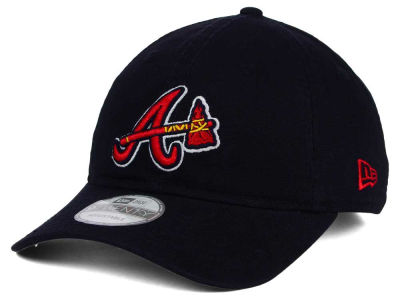 Atlanta Braves MLB Relaxed 9TWENTY Cap Hats