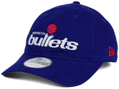 Washington Bullets NBA HWC Relaxed 9TWENTY Cap Hats