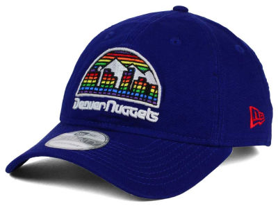 Denver Nuggets NBA HWC Relaxed 9TWENTY Cap Hats