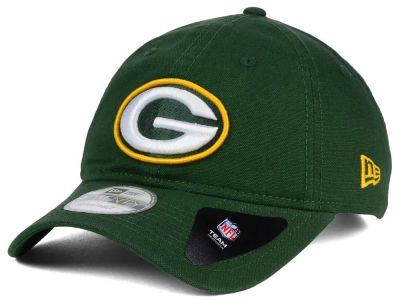 Green Bay Packers NFL Relaxed 9TWENTY Cap Hats