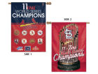 St. Louis Cardinals Wincraft Two-Sided Banner Flags & Banners