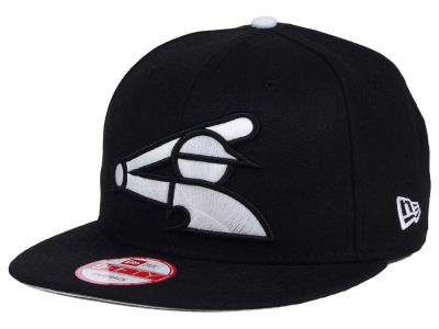 Chicago White Sox MLB 2 Tone Link BP 9FIFTY Snapback Cap Hats