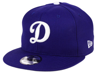 Los Angeles Dodgers MLB 2 Tone Link BP 9FIFTY Snapback Cap Hats