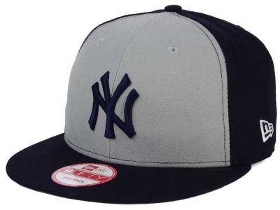New York Yankees MLB 2 Tone Link BP 9FIFTY Snapback Cap Hats