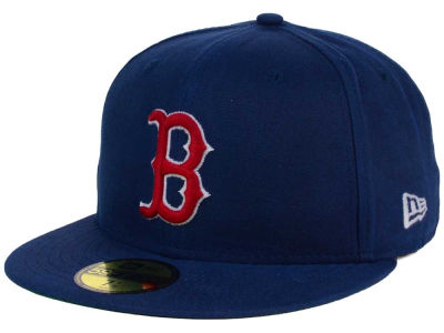 Boston Red Sox Eric Emanuel x New Era 59FIFTY Collection Hats