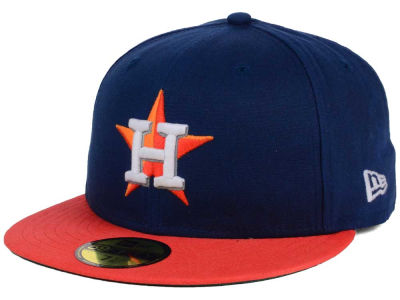 Houston Astros Eric Emanuel x New Era 59FIFTY Collection Hats