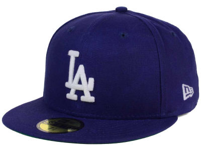 Los Angeles Dodgers Eric Emanuel x New Era 59FIFTY Collection Hats