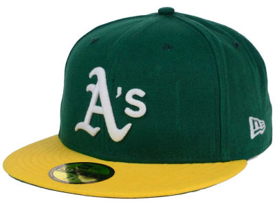 Oakland Athletics Eric Emanuel x New Era 59FIFTY Collection Hats