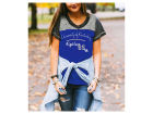 Kentucky Wildcats Gameday Couture NCAA Women's Herringbone Football T-Shirt T-Shirts