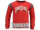 Ohio State Buckeyes NCAA Toddler Frank Long Sleeve T-Shirt T-Shirts