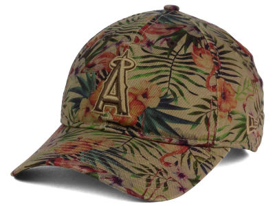 Los Angeles Angels MLB Vintage Trop 9TWENTY Cap Hats