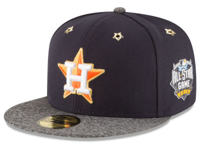 Houston Astros 2016 MLB All Star Game Patch 59FIFTY Cap Hats
