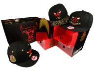 New Era NBA HWC Bulls Anniversary 9FIFTY Snapback Pack Hats