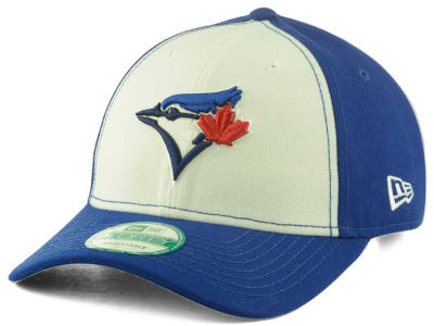 Toronto Blue Jays MLB 40th Anniversary 9FORTY Cap Hats