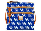 Kentucky Wildcats Dooney & Bourke Dooney & Bourke Triple Zip Crossbody Bag Luggage, Backpacks & Bags