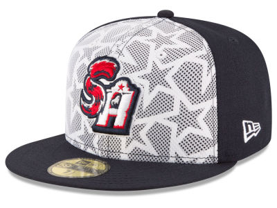 San Antonio Missions 2016 MiLB Stars & Stripes 59FIFTY Cap Hats