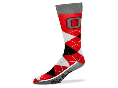 For Bare Feet Argyle Dress Socks