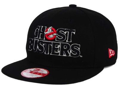 Ghostbusters Wordmark 9FIFTY Snapback Cap Hats
