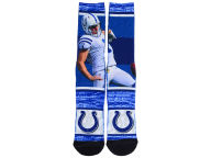 For Bare Feet NFL Rush Player Jersey Crew Socks Apparel & Accessories