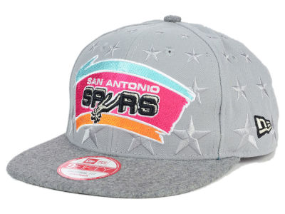 San Antonio Spurs NBA HWC Cashmere Dreams 9FIFTY Strapback Collection Cap Hats