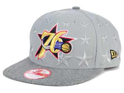 Philadelphia 76ers NBA HWC Cashmere Dreams 9FIFTY Strapback Collection Cap Hats