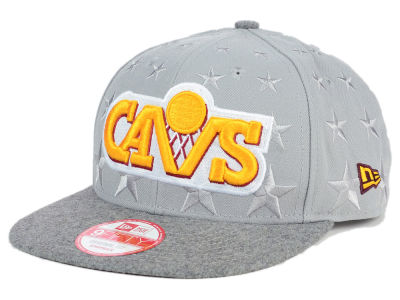 Cleveland Cavaliers NBA HWC Cashmere Dreams 9FIFTY Strapback Collection Cap Hats