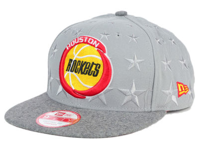 Houston Rockets NBA HWC Cashmere Dreams 9FIFTY Strapback Collection Cap Hats