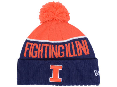 Illinois Fighting Illini NCAA Sport Knit Hats