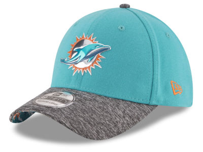 Miami Dolphins 2016 NFL Draft Reverse 39THIRTY Cap Hats