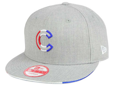 Chicago Cubs MLB Triple-H 9FIFTY Snapback Cap Hats