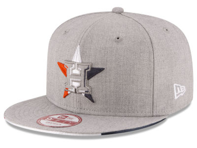 Houston Astros MLB Triple-H 9FIFTY Snapback Cap Hats