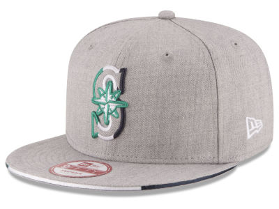 Seattle Mariners MLB Triple-H 9FIFTY Snapback Cap Hats