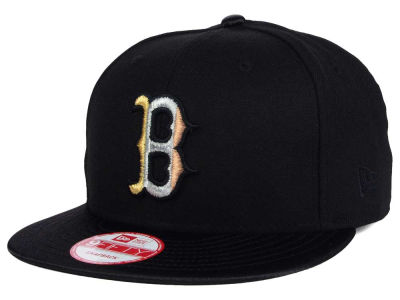 Boston Red Sox MLB All Metals 9FIFTY Snapback Cap Hats