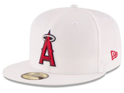 Los Angeles Angels MLB Home Team 59FIFTY Cap Hats
