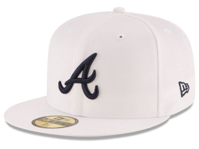 Atlanta Braves MLB Home Team 59FIFTY Cap Hats