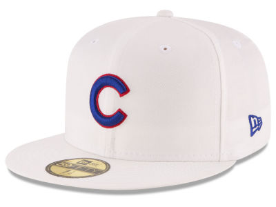 Chicago Cubs MLB Home Team 59FIFTY Cap Hats