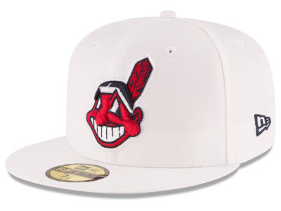 Cleveland Indians MLB Home Team 59FIFTY Cap Hats