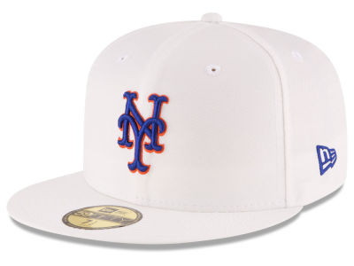 New York Mets MLB Home Team 59FIFTY Cap Hats