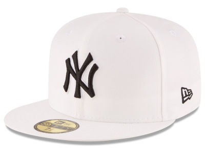New York Yankees MLB Home Team 59FIFTY Cap Hats
