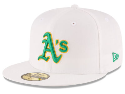Oakland Athletics MLB Home Team 59FIFTY Cap Hats