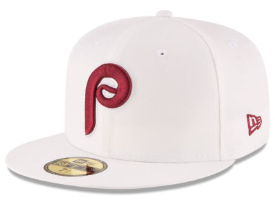 Philadelphia Phillies MLB Home Team 59FIFTY Cap Hats