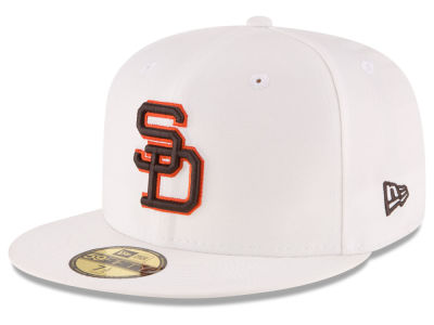 San Diego Padres MLB Home Team 59FIFTY Cap Hats