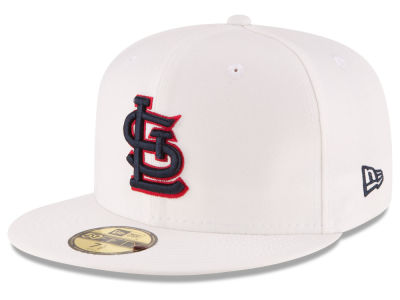 St. Louis Cardinals MLB Home Team 59FIFTY Cap Hats