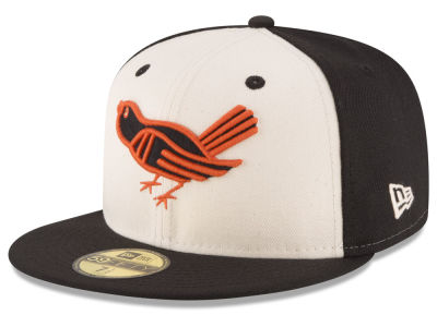Baltimore Orioles MLB Vintage Throwback 59FIFTY Cap Hats