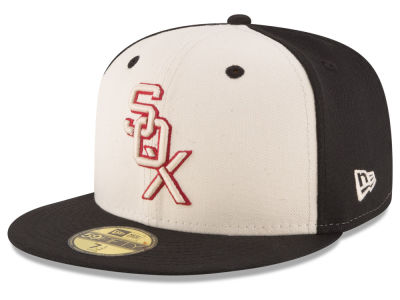 Chicago White Sox MLB Vintage Throwback 59FIFTY Cap Hats